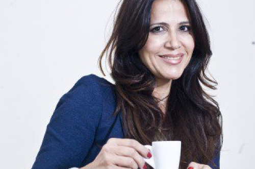 Gelma Franco: dona da cafeteria Il Barista Cafés Especiais (Foto: Mario Rodrigues)